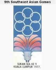 Logo SEA Games 1977