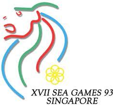 Logo SEA Games 1993