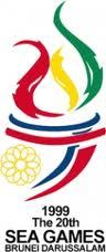 Logo SEA Games 1999