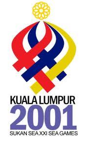 Logo SEA Games 2001