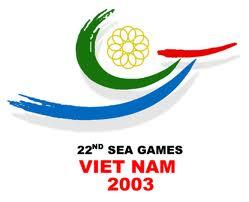 Logo SEA Games 2003