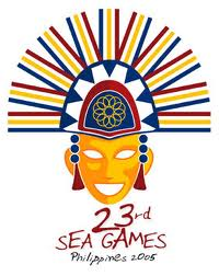 Logo SEA Games 2005
