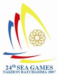 Logo SEA Games 2007