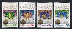 SEA Games Stamps 1983 (Singapore)