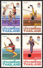 SEA Games Stamps 1985 (Thailand)