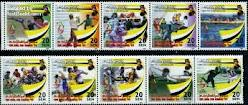 SEA Games Stamps 1999 (Brunei Darusallam)