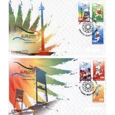 SEA Games Stamps 2011 (Indonesia)