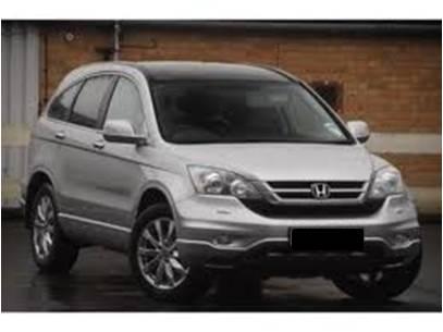 Honda New CRV 2010