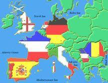 UEFA Map