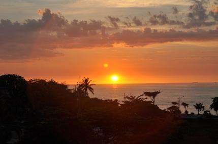 Sunrise Copacobana