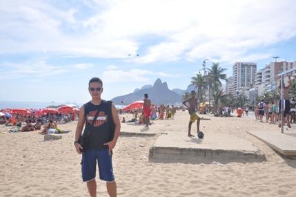 Pantai Copacobana