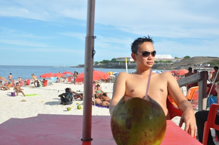 Wong Jowo di Copacobana