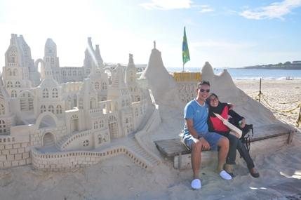 Istana Pasir Copacobana