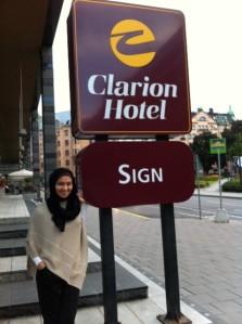 Hotel kita Clarion Sign (5 stars)