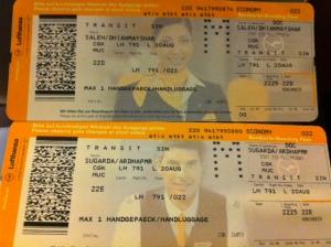 tiket Jakarta - Stockholm pp gratis utk 2 orang