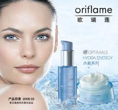 Oriflame catalogue Cina