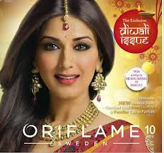 Oriflame catalogue India