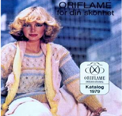 Oriflame Catalogue 1979