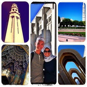 Sultan Qaboos Grand Mosque, Muscat - Oman
