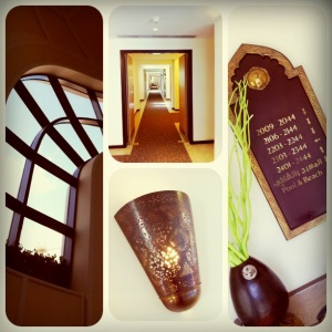 Interior Hotel Shangrila Al-Bandar Muscat