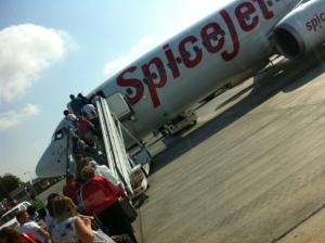 Pesawat Charter Spice Jet
