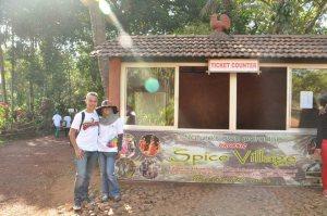 Kunjungan ke Plantation Spice Village - Goa