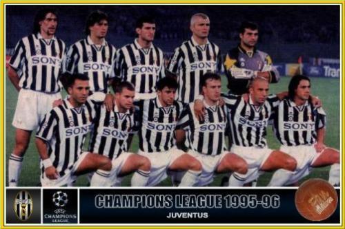 Tim Juventus, Juara Liga Champion UEFA tahun 1995