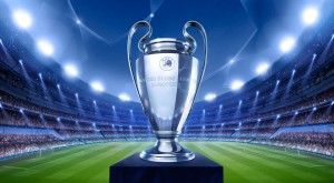 Piala Liga Champion (Champion League Thropy)