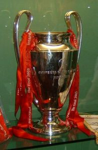 Champion League Thropy