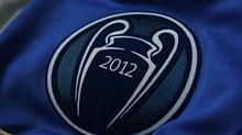 UEFA Champions League Titleholder Badge 2012