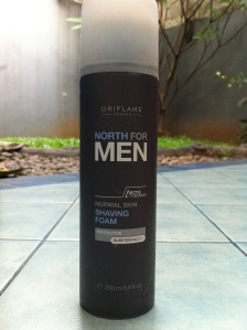 Shaving Foam North for Men