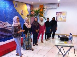 Sharah sharing best practice di Balikpapan