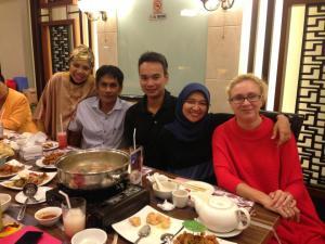 Dinner di Fat Dragon Resto - Makassar