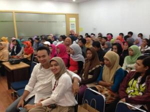 Suasana sharing best practise Makassar