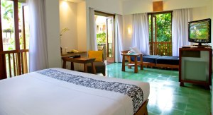 Kamar di Hotel Maya Ubud