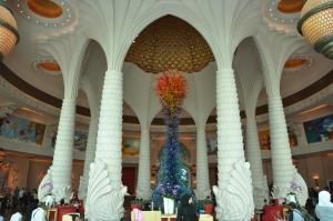 Lobby Utama Atlantis Hotel