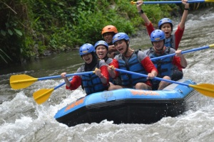 Ayung River Rafting with Bali Sobek