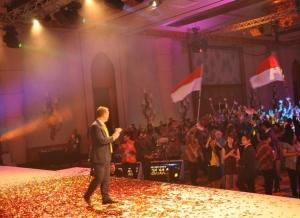 Peserta Indonesia terbanyak di Gold Conference Asia 2013