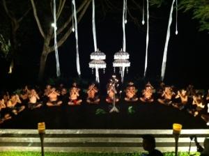 Tari Kecak di Maya Ubud