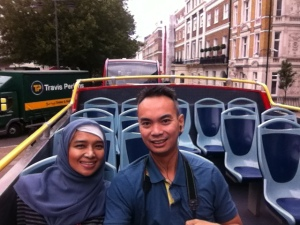 London City Tour dengan Hop on Hop Off, cara paling efektif liat kota London