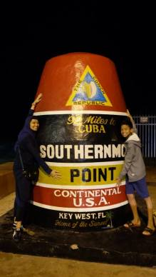Monumen Southernmost Point